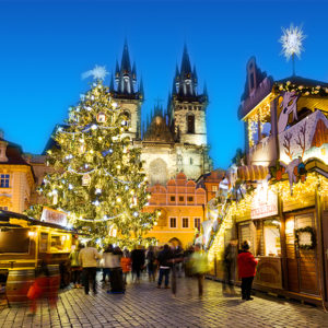 MARCHES DE NOËL A PRAGUE